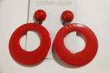 "Boucles d'oreilles taille moyenne"" Benjamin """